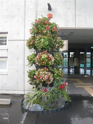 ガーデンディスプレイ フラワータワー